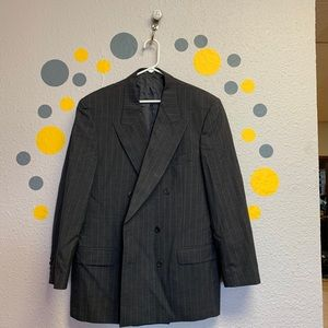 Valentino jacket men size 42 casual pure wool